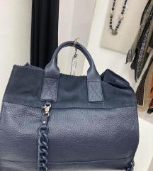 Talijanska kožna torba- NOVA