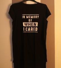 Zara majica sa natpisom