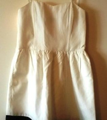 Crno bijela svečana haljina