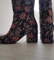 Tamaris embroided boots