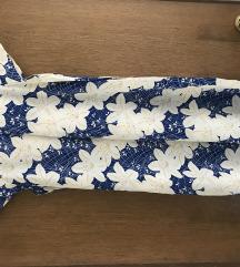 Zara mini cvjetna haljinica