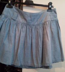 Jeans suknja, Pimkie, S/M