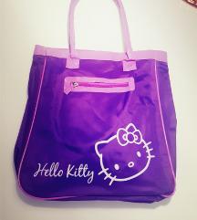 Nova(zapakirana)Hello Kitty torba/ceker