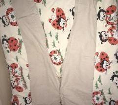 Lot H&M hlače od samta