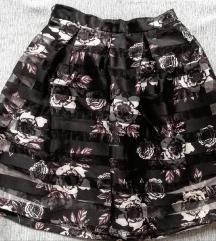 Suknja šivana