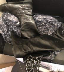 Fabi kozne cizme do koljena