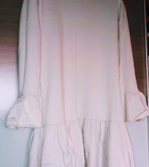 Beige tunika/haljina