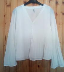 Bijela bluza kosulja