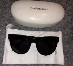 YSL orginal crne sunčane naočale (pt uklj)