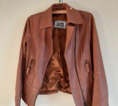 Versace kožna jakna