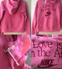 Nike roza duksa
