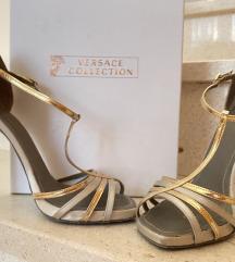 Versace zlatno srebrene stikle