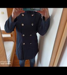 Novi Orsay  tamnoplavi kaput s etiketom