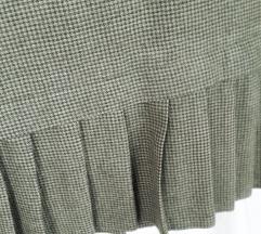 Pepita sako&suknja na falte L