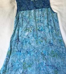 Ljetna haljina cvjetna