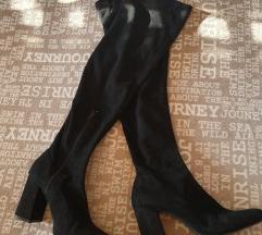 Zara visoke cizme iznad koljena