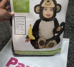 Baby kostim majmuncic