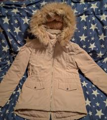 H&M roza jakna 152