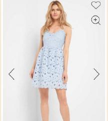 Orsay nježno plava haljinica