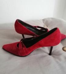 cipela na visoku petu