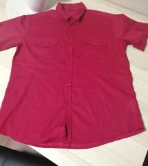 Lanena muška košulja