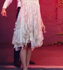 Boudoir vjenčanica