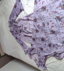 Vintage ogrtač i spavačica