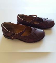 Kopitarna cipele, prava koža