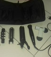 SNIZENO 7-ero dijelni set za kosu Remington