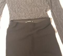 Predivan LOT Zara majica i suknja