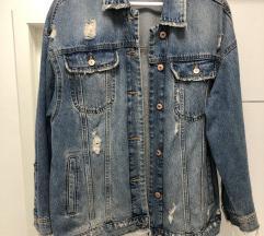 Jeans jakna M