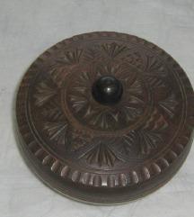 kutija drvena vintage za nakit