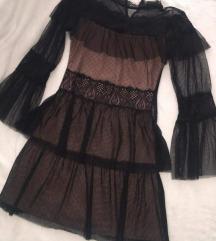 Čipkana haljinica