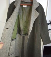 REZERVIRANO!Novi JOBIS kaput od vune