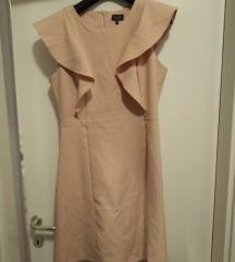 Reserved roza haljina