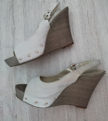 Kožne sandale (br.40)