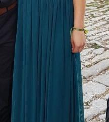 Smaragdna haljina