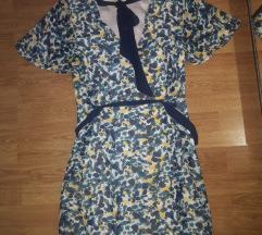 NOVO H&M haljina s mašnom na leđima
