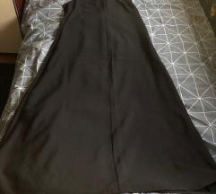 Crna duga formalna/svečana haljina bez rukava
