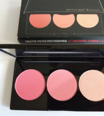 Smashbox paleta rumenila s highlighter-om