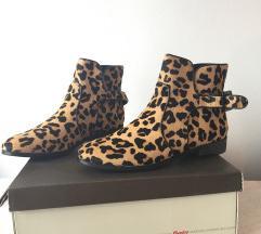 Bata Leopard cipele s imitacijom pravog krzna