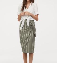 Nova H&M suknja, 44