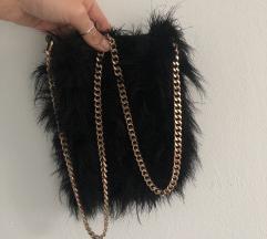 Mini crna torbica