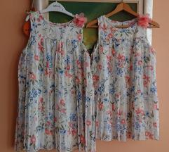 Predivna ljetna haljina br. 98 i 110, kao novo