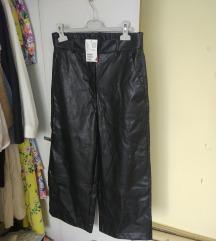 Kožne culotte nove s etiketom H&M