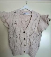 ZARA pleteni pulover NOVO!!!
