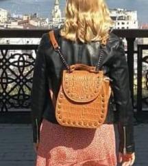 Lovely bag smeđi ruksak, sniženo!