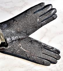 Rukavice zmijski uzorak