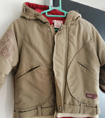 Zimska jakna i HM novi pulover