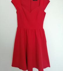 Crvena haljina Mohito